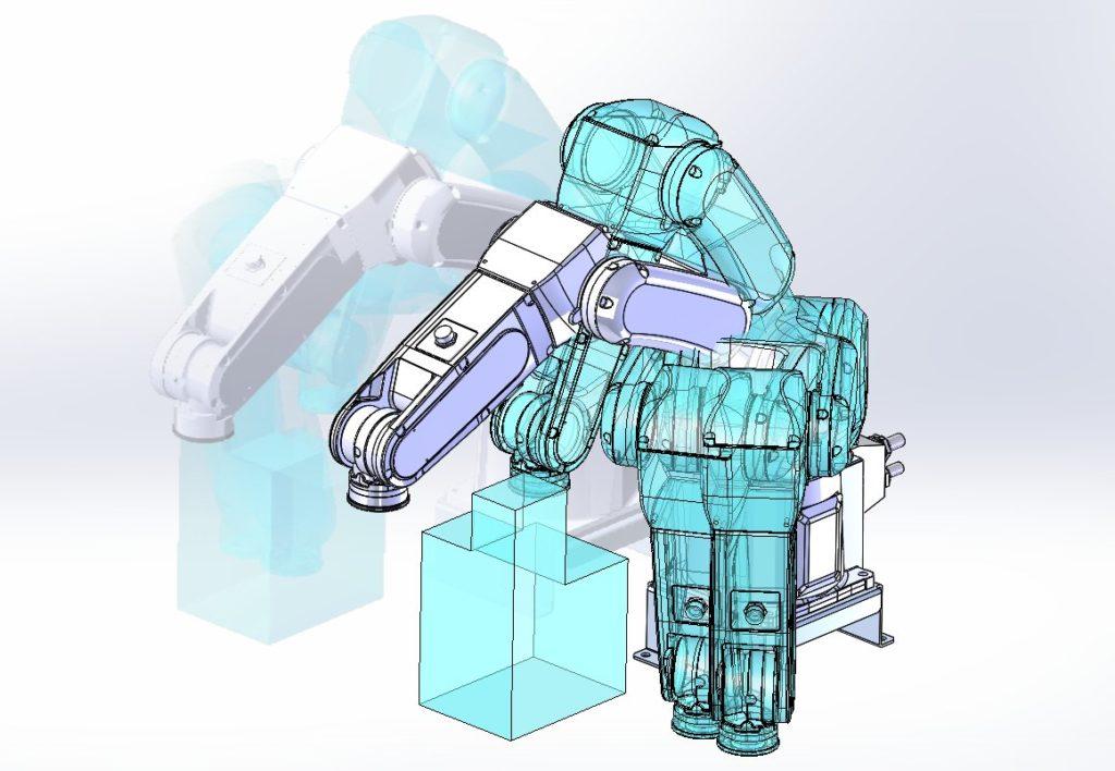 ロボット,動作,干渉,タクト,シミュレーション_1