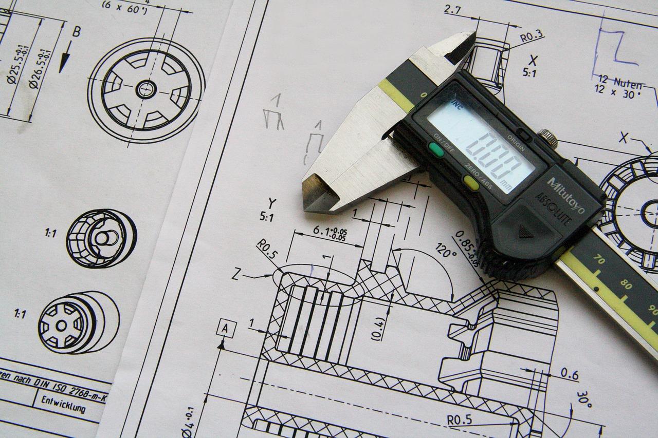 機械図面に用いるフォント・書体・サイズのルール