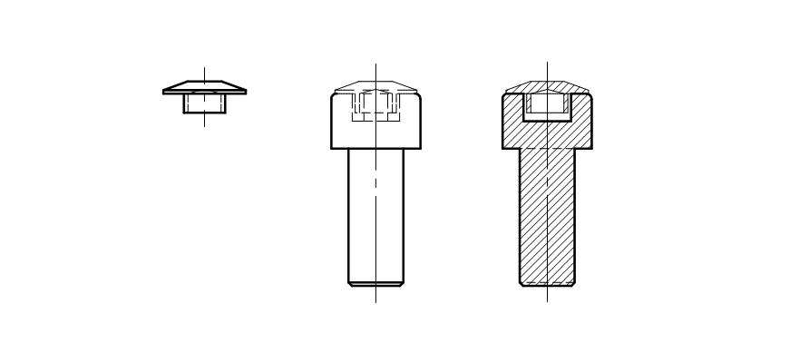 六角穴付きボルトに使えるキャップ(蓋)まとめ1