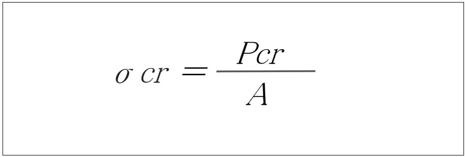 座屈荷重・座屈応力の計算式と必要な情報まとめ_4